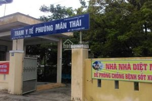 Đà Nẵng phê duyệt chủ trương nâng cấp, cải tạo trạm y tế các phường