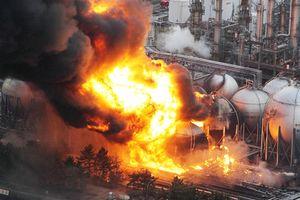 Nổ lớn tại nhà máy Hàn Quốc, 2 công nhân người Việt thiệt mạng