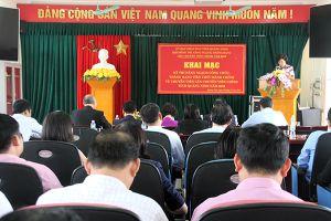 Gần 160 chuyên viên thi nâng ngạch, thăng hạng ở Quảng Ninh