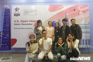 Đại sứ quán Mỹ kỷ niệm Tuần lễ Giáo dục Quốc tế 2018