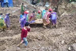 Vụ sập hang khai thác vàng trái phép ở Hòa Bình: Đã tìm thấy một nạn nhân