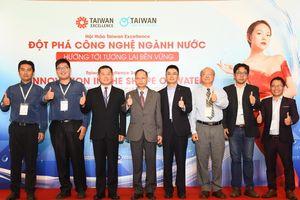 Chuyên gia Đài Loan chia sẻ kinh nghiệm ngành nước tại VietWater 2018