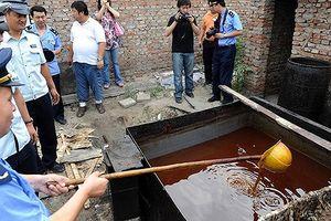 Thuốc làm từ thịt người và những vụ bê bối thuốc giả, thực phẩm bẩn Trung Quốc gây rúng động