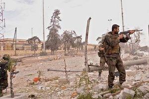 Phiến quân tấn công ở Hama, 6 binh sĩ Syria thiệt mạng
