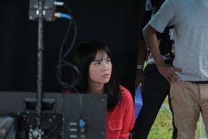 Ngọc Trinh nói gì khi vào vai nữ chính trong dự án phim hài chiếu Tết?