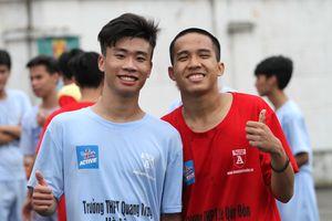 THPT Lê Quý Đôn thắng 'derby quận Hà Đông' bằng luân lưu