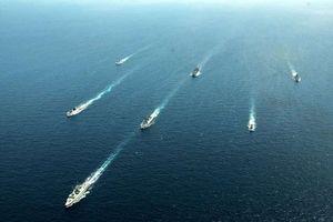 Máy bay, tàu chiến Singapore - Ấn Độ tập trận chung quy mô lớn