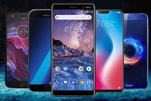 6 smartphone đáng mua tầm giá 6-8 triệu đồng