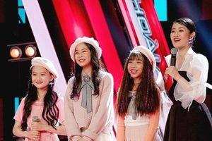 Ba giọng ca nhí gây chú ý khi làm mới hiện tượng Kpop 'Way Back Home'