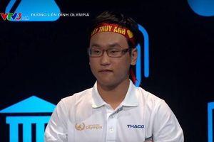 10X Thái Bình thắng cách biệt ở cả 4 vòng thi Olympia