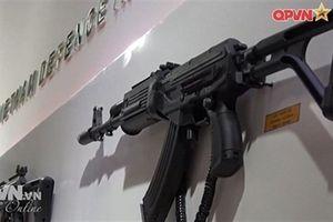 Cải tiến không ngờ trên súng trường GK3 Việt Nam chế tạo
