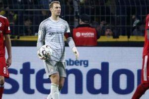 Kết quả, BXH bóng đá đêm 10.11 rạng sáng 11.11: Bayern cay đắng gục ngã