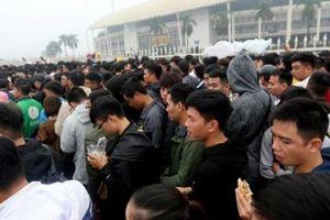 Vé qua đường công văn trận Việt Nam vs Malaysia đã vượt 40.000