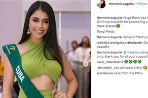 Hoa hậu Trái đất dậy sóng tranh cãi quanh bê bối quấy rối tình dục