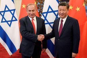 Bị Nga ghẻ lạnh, Israel ngả vào vòng tay Trung Quốc, Mỹ hốt hoảng