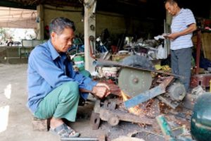 'Nhà sáng chế' của nông dân Tuyên Quang