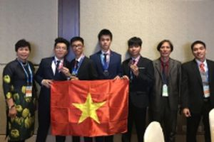 Việt Nam giành giải cao tại cuộc thi Olympic Thiên văn học và Vật lý thiên văn quốc tế