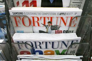 Tạp chí Fortune của Mỹ lần đầu tiên có chủ nước ngoài