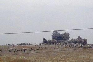 Quân đội Syria tổn thất về người trong cuộc tấn công ở Hama