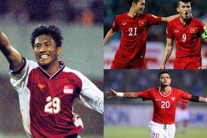 5 trận đấu có nhiều bàn thắng nhất trong lịch sử AFF Cup