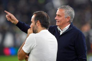 HLV Mourinho hài lòng khi có hàng công tốt nhất để đối đầu Man City