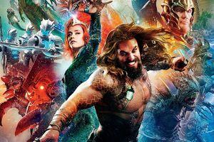 Những nhân vật làm nên cuộc đại chiến trong bom tấn 'Aquaman: Đế vương Atlantis'