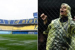 'Siêu đại chiến' Superclasico chung kết Copa Libertadores bị hoãn vì mưa lớn