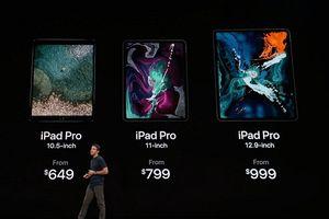 Nên mua iPad nào trong năm 2018?