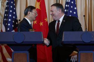 Mỹ quyết liệt gây sức ép với Trung Quốc ở Biển Đông