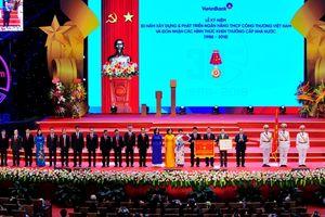 VietinBank kỷ niệm 30 năm thành lập và đón nhận các phần thưởng cao quý của Đảng và Nhà nước