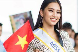 Sao Việt 11/11: Hoa hậu Tiểu Vy công phá bảng xếp hạng của Missosology