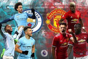 Derby Manchester: Chiến thắng tuyệt đối cho Man City
