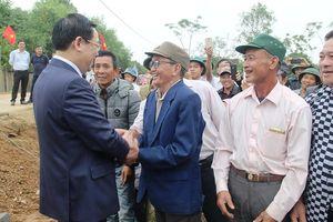 Phó Thủ tướng Vương Đình Huệ dự Ngày hội Đại đoàn kết toàn dân tộc ở Nghệ An