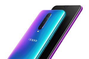 Oppo R17 Pro với 3 camera và sạc siêu nhanh super VOOC ra mắt tại VN ngày 27/11