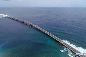 Nguy cơ đảo quốc Maldives phải 'gán đất' cho Trung Quốc
