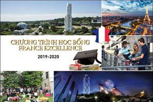 Cơ hội nhận học bổng France Excellence cho sinh viên Việt Nam