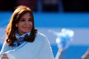 Cựu Tổng thống Argentina Cristina Fernandez được miễn truy tố
