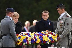 Tổng thống Pháp kêu gọi lãnh đạo thế giới cùng đấu tranh vì hòa bình