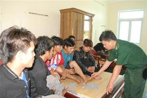 Dân vận khéo 'kéo' đồng bào thành 'tai, mắt', chống tội phạm vùng biên Quảng Trị