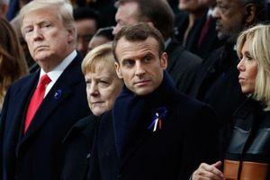 70 nhà lãnh đạo thế giới tới Paris dự lễ kỷ niệm Ngày đình chiến