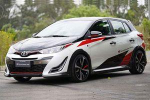 Toyota Yaris bổ sung thêm phiên bản GR-S thiết kế bởi Gazoo Racing