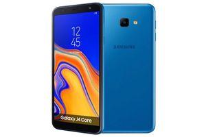 Samsung ra mắt smartphone chạy Android Go, màn hình vô cực