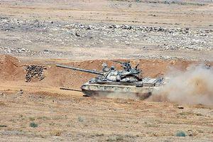 Bị IS tập kích, quân đội Syria diệt thêm khủng bố