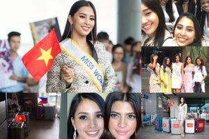 Tò mò về ngày đầu tiên 'chinh chiến' của Tiểu Vy tại Miss World 2018 như thế nào?