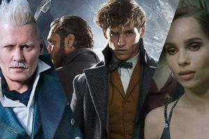 Nhận xét của giới phê bình Mỹ về 'Fantastic Beasts 2 - Sinh vật huyền bí: Tội ác của Grindelwald'