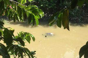 Tá hỏa phát hiện thi thể người phụ nữ nổi trên mương nước trong vườn nhãn