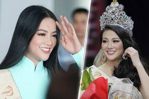 ĐỘC QUYỀN: Hé lộ lý do đặc biệt khiến Hoa hậu Trái đất Phương Khánh không đội vương miện khi về Việt Nam