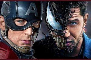 Cách nào để Venom 'thế chỗ' Capital America trong MCU?
