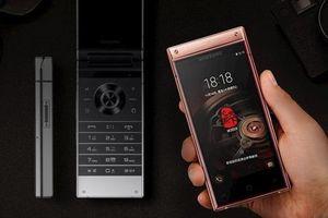 Samsung trình làng điện thoại vỏ sò cao cấp giá 'khủng'