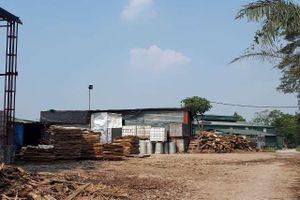 Yều cầu tháo dỡ các xưởng sản xuất gây ô nhiễm môi trường tại xã Mai Lâm, huyện Đông Anh